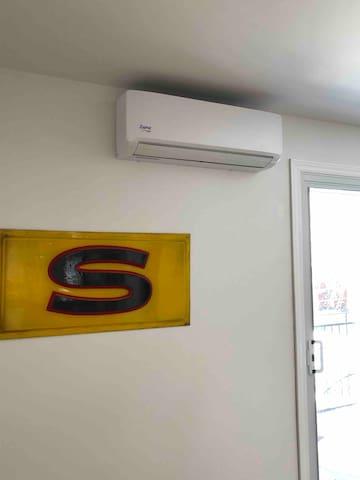 nouvelle climatisation