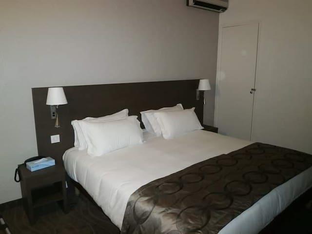Chambre plus que cosy