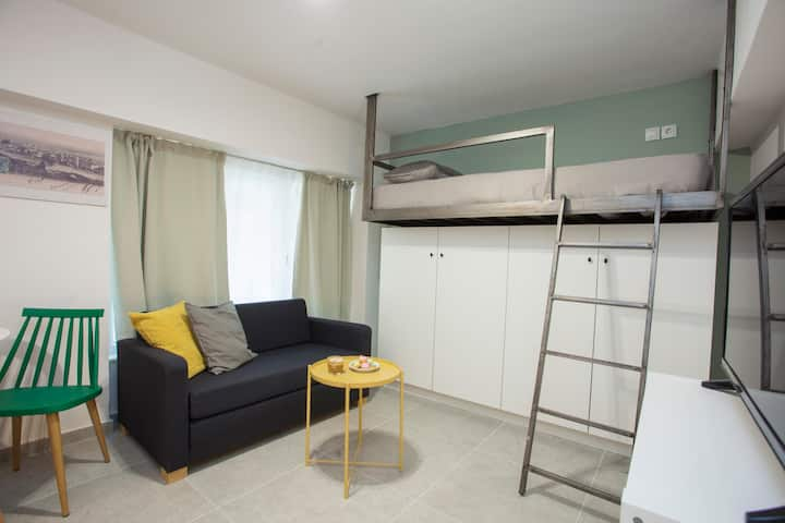 Scandi apartment downtown | Η4