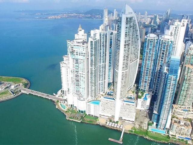 Amazing sea view apt in the Heart of Panama City.
