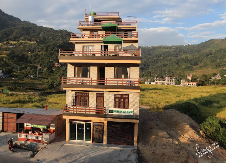 Green Peace Accommodation Pokhara,Nepal
