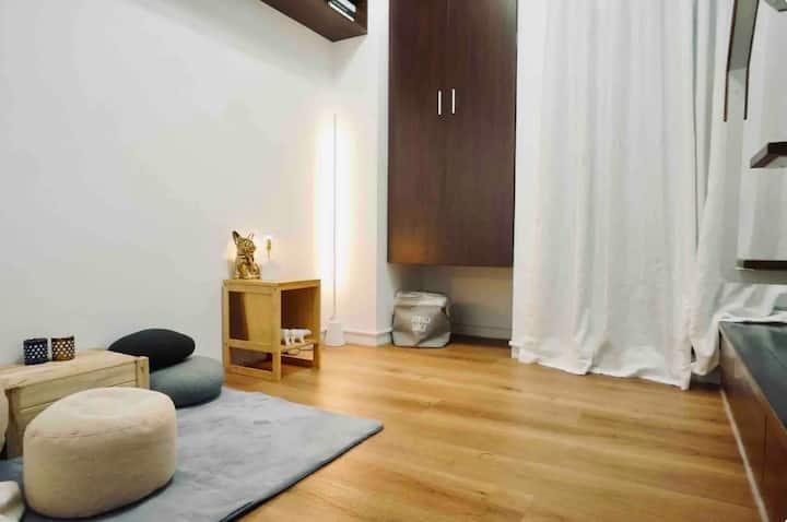 WZ-casa [ Zen ] Ximen MRT 5mins Free WiFi