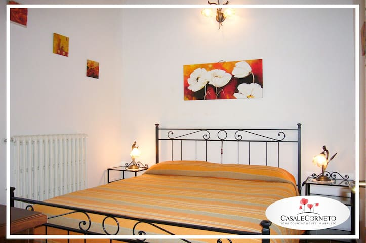 Casale Corneto B&B and Equestrian Club - Bomba - Bed & Breakfast