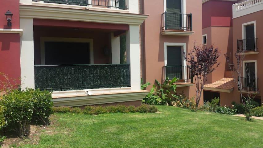 Apartamento Urb. Prado Golf - Ayamonte - Daire