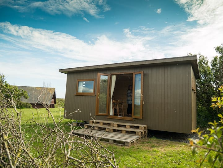 Tiny Home, Eco Den 'Compass'  at Anglesey Outdoors