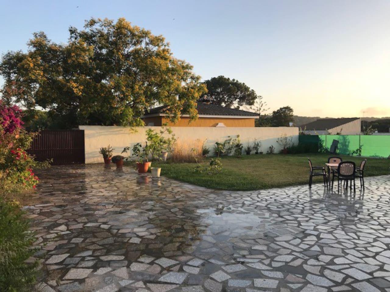 Gran Jardin con Vistas