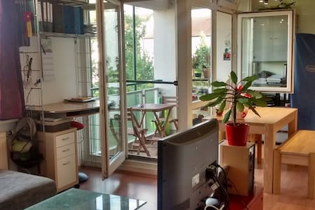 Beautiful apartment between citycenter and airport - Unterschleißheim - Apartmen