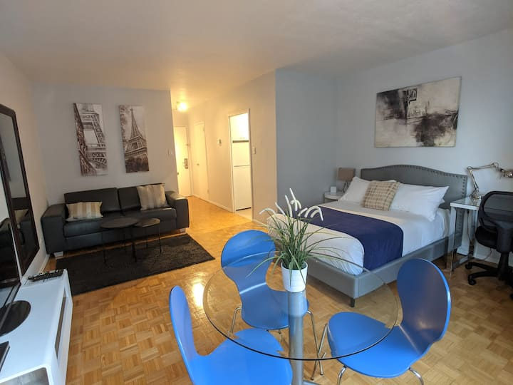 Beautiful Junior Suite in Plateau-Mont-Royal