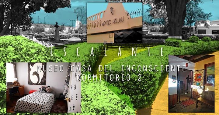 Casa Museo del Inconsciente Barrio Escalante 2
