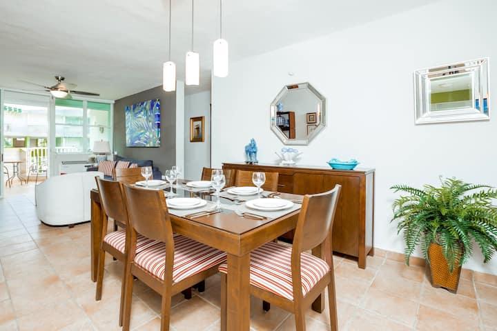 Villa Vereda | Ocean views, beach access, pool, and tennis