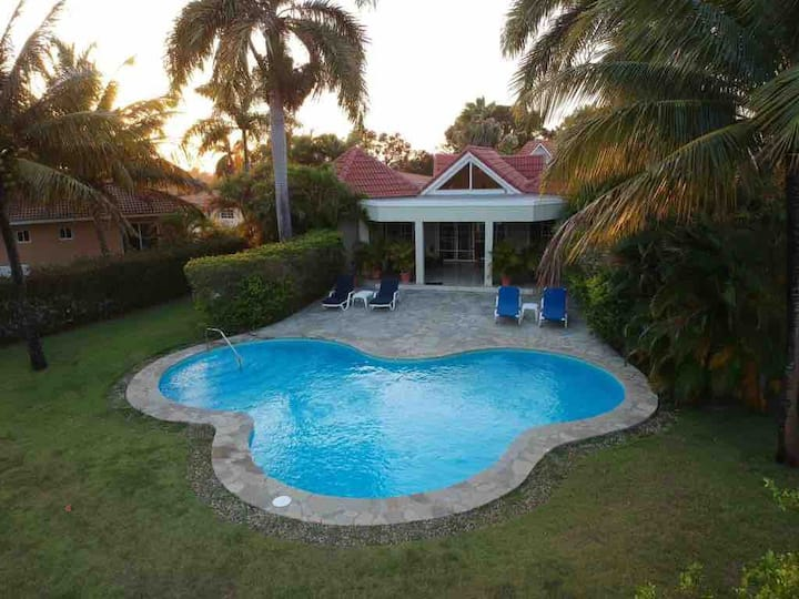 Beautiful Villa in Sosua - Walk to beach!!!