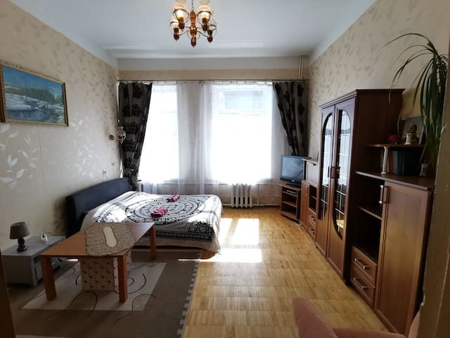 Very Spacious 2  Bedroom Apartment in the Old Town