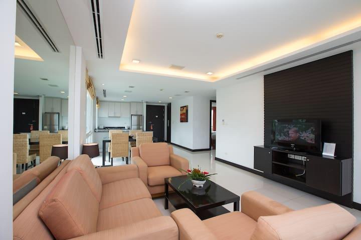 2 Bedroom Family Apartment - Tambon Kammala - Boutique hotel