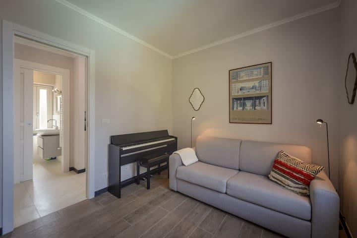 Loft Den or 2nd Bedroom - Pull out bed