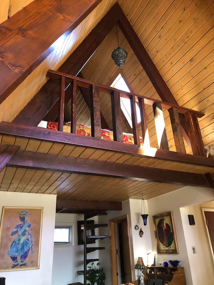 A Loft for the Wanderering Pasha