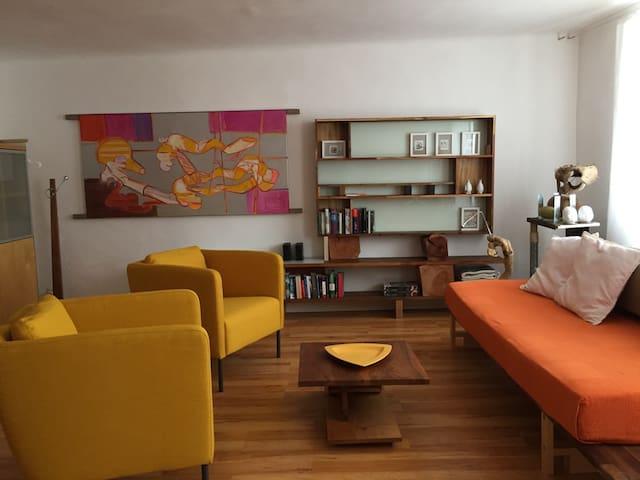 Wohnraum   living room   2017