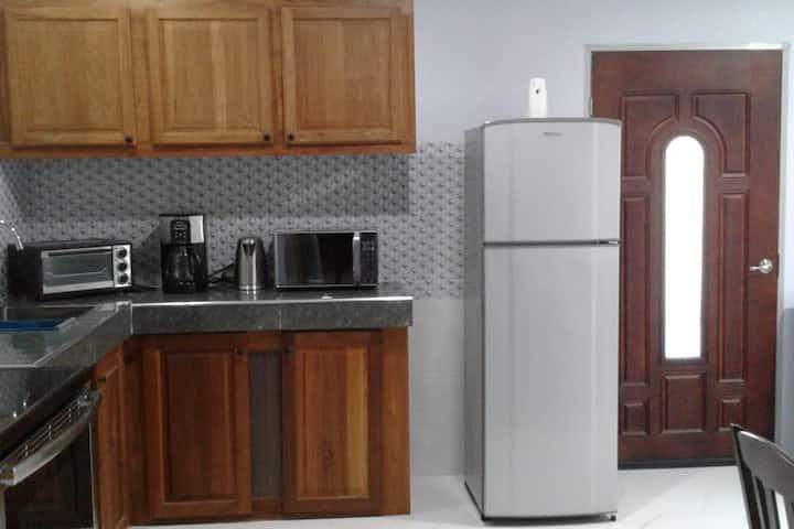 Cheri's Apartment