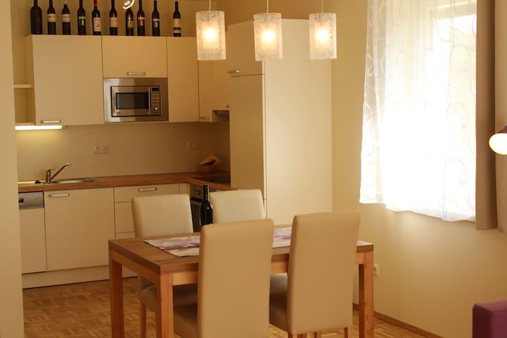 Hell, Modern, Riegersburg & Thermen - Hatzendorf - Apartament