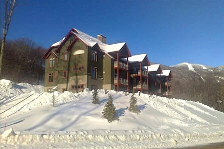Lodges, Sunrise Village, Killington VT - Killington