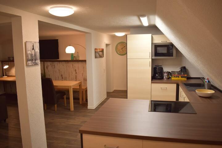 2,5 Zimmer-Wohnung im Zentrum von Neckarsulm