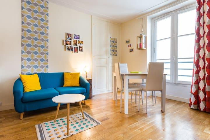 Appartement COSY 2 pièces - Paris - Apartamento