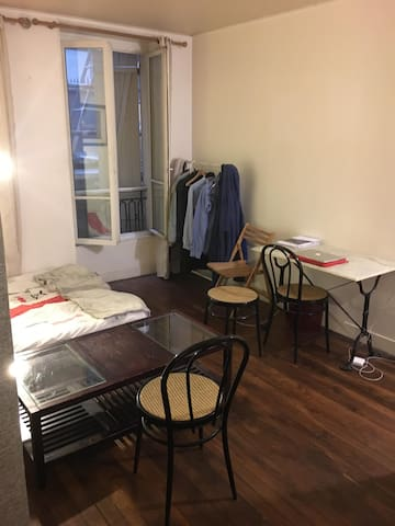 Convenient Studio in Charming Quartier Montmartre