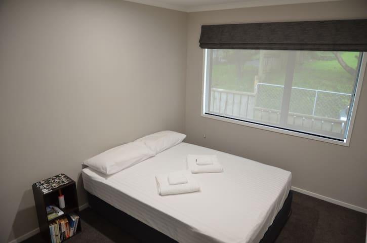 Comfortable Double Bedroom 1