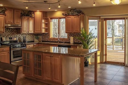 Your Large Home while Visiting Rockford Area
