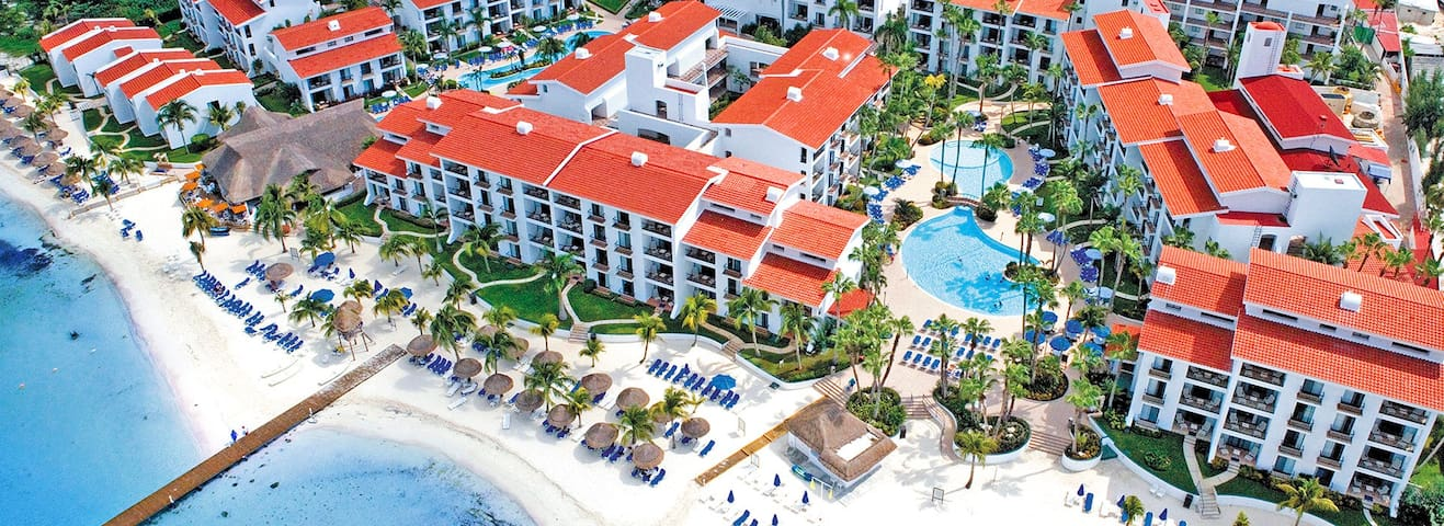 Relax and Replenish in Cancun, MX - Cancún - Villa