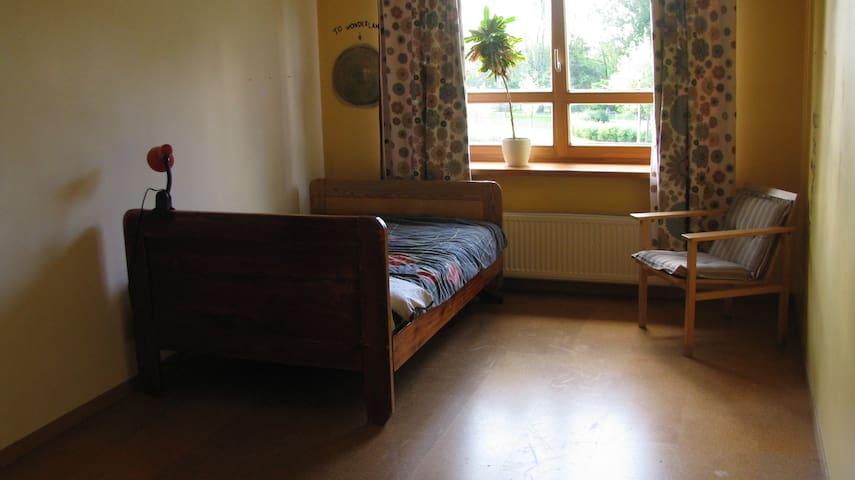 A room in a house in Sigulda - Sigulda - Rumah