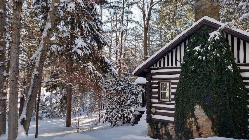 Log Cabin Near Gettysburg - Fayetteville - Stuga