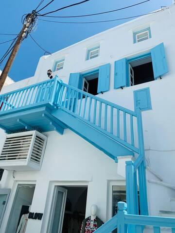 Apartment in Mykonos Town