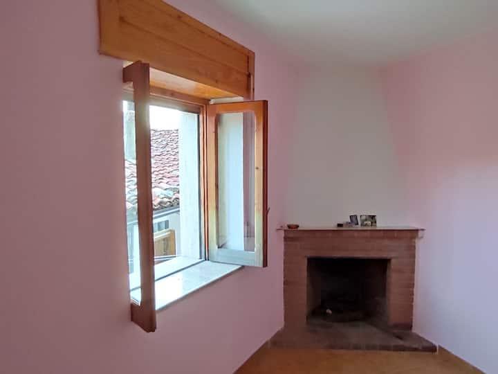 Casa con vista a Terranova di Pollino