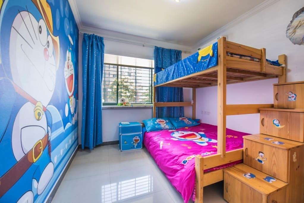 机器猫房 Doraemon Room