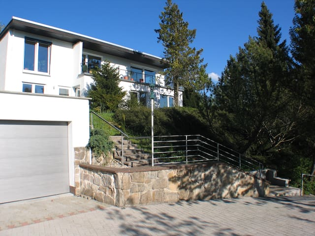 Apartment in the nature park Habichtswald/Kassel - Zierenberg - Apartemen