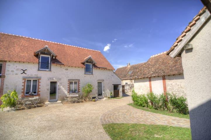 La Clé des Champs - 4⭐Chambord Blois Beauval