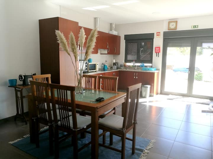 House with 2 bedrooms in Valença, with wonderful mountain view, furnished terrace and WiFi - 25 km from the beach