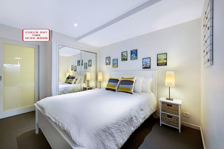 Comfort & Ease - close to Shops_CBD_Lake+Wifi