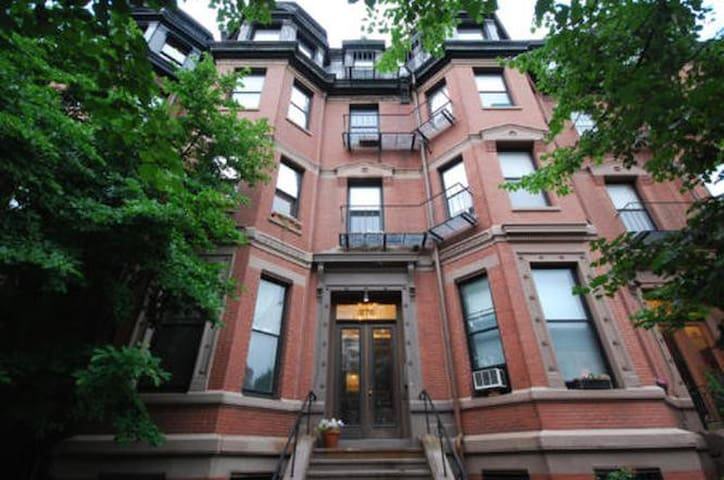 Duplex in the heart of Boston