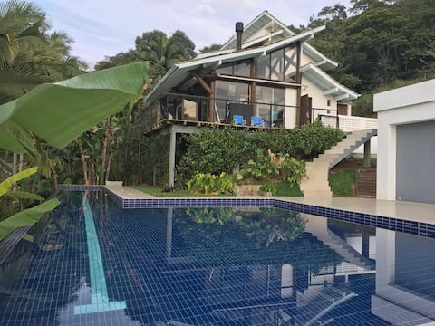 Arkitektens hus - Mellom natur og hav