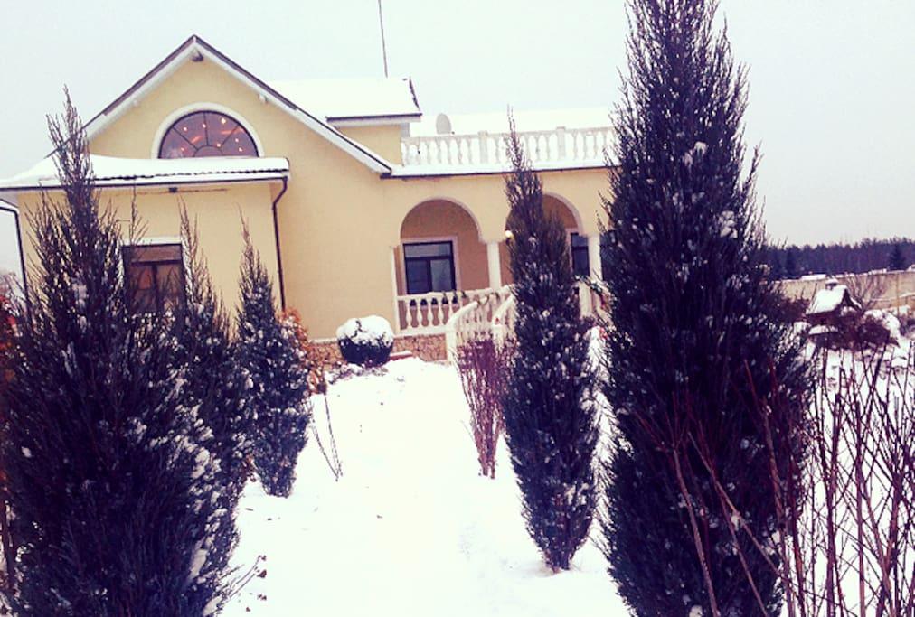 Russian Villa - 2