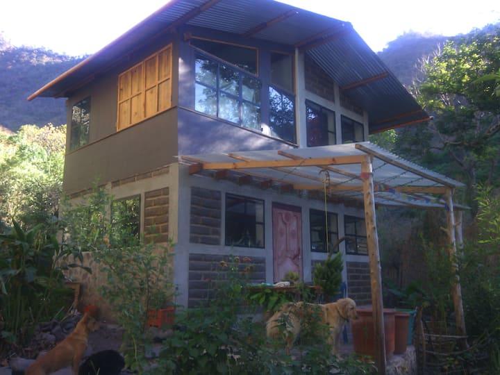 Little Eco-House on the Farm