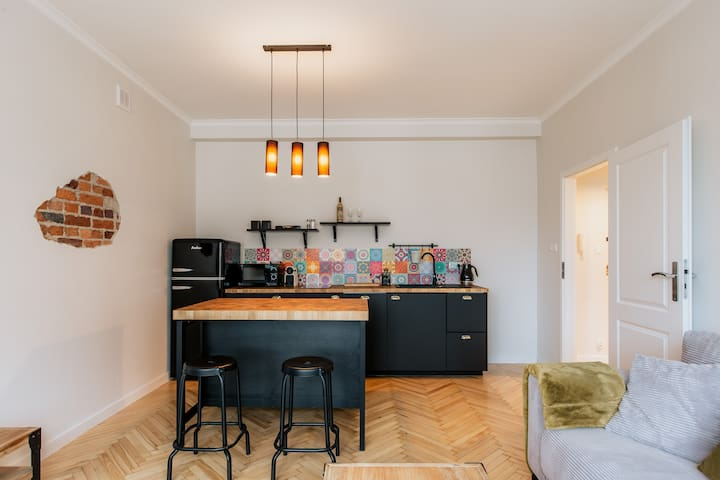 (New) Apartment in the heart of Warsaw