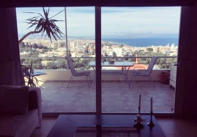 Sea and Mountain view apartment