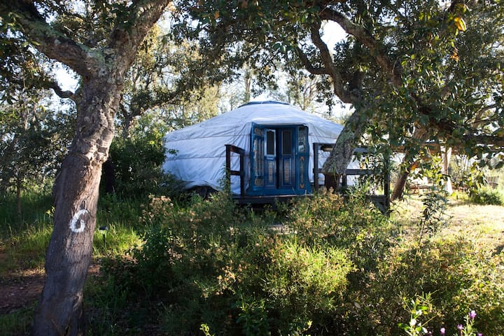 Yurt Portugal Nature Lodge - Zuidwest Alentejo