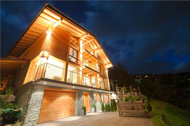 Chalet Grand Loup - Nendaz - Bed & Breakfast