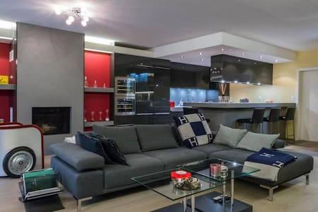 2 bedroom beauty in Geneva - Chêne-Bougeries - Lakás