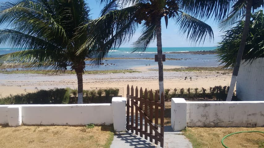 Casa beira Mar em Búzios/ RN