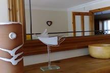 Two king size bedrooms, one en-suite in Dromahair