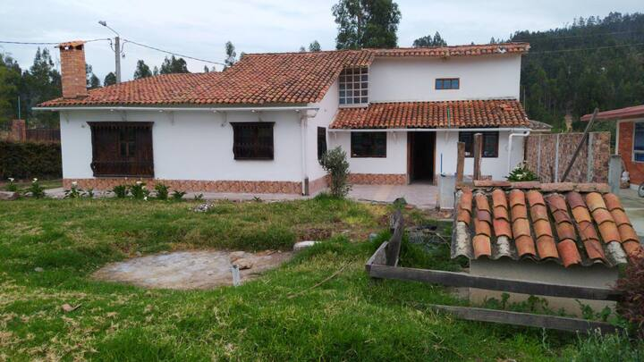 Casa de Campo en la Trinidad Duitama
